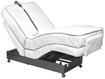 Adjustable Bed with Massage